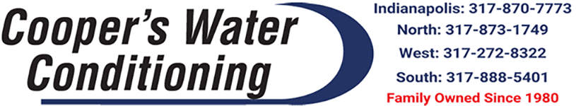 Cooper's Water Conditioning Logo