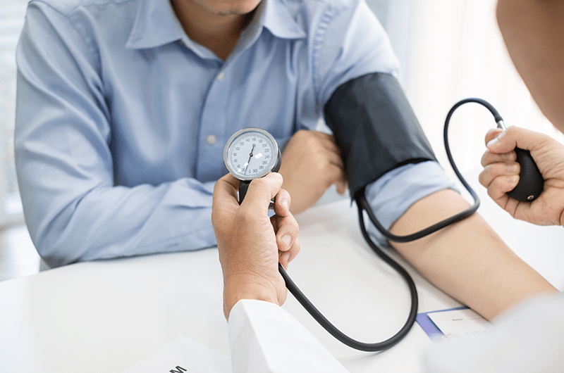 What does Water have to do with Blood Pressure?